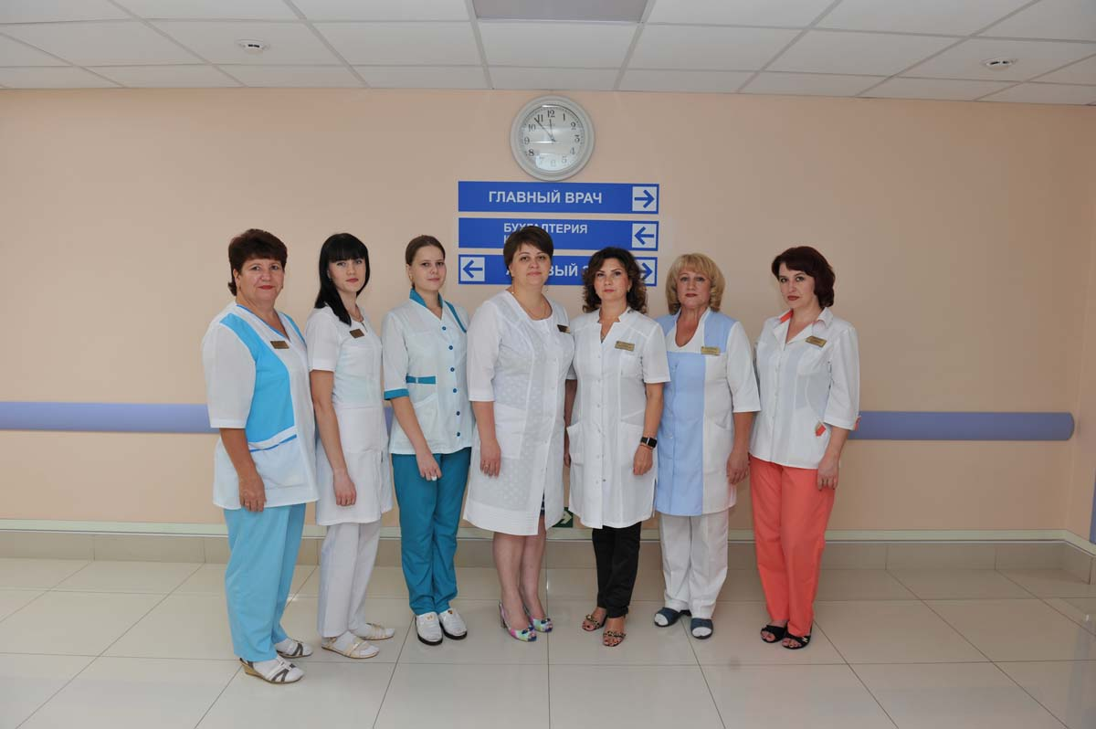 The team of the Allergology Department